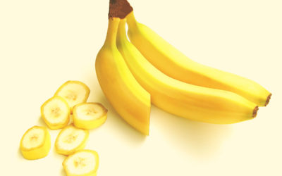 Semente da banana, você já viu?