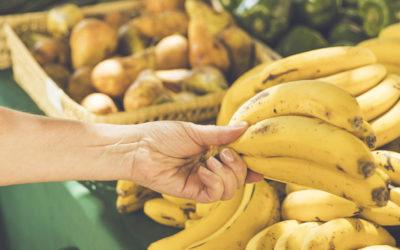 Como escolher bananas na hora de comprar